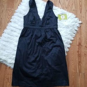 Elizabeth McKay Navy Blue Virginia Dress